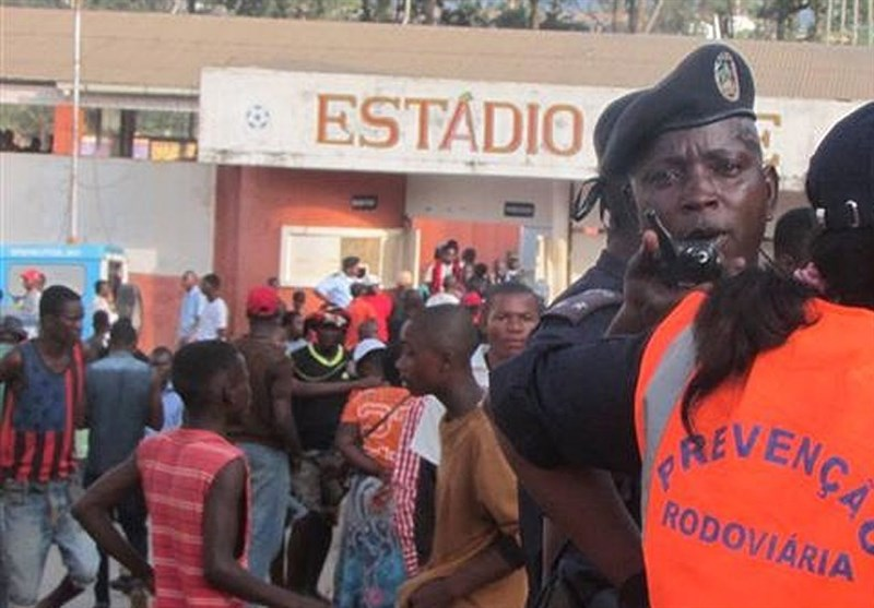 آنگولا فوتبال