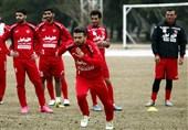 تمرین تاکتیکی شاگردان برانکو در حضور نماینده AFC