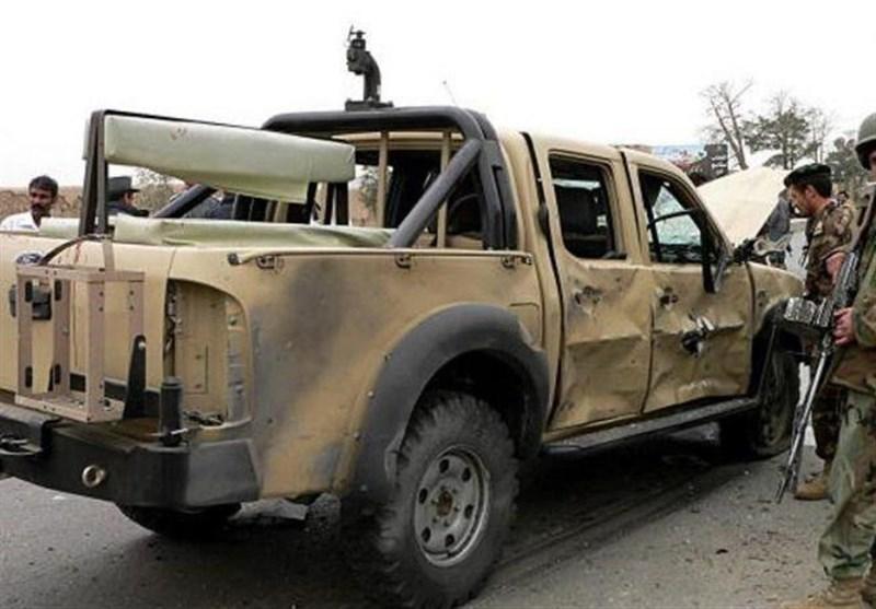 افغان وزارت دفاع کی عمارت کے دروازے پر بم دھماکہ