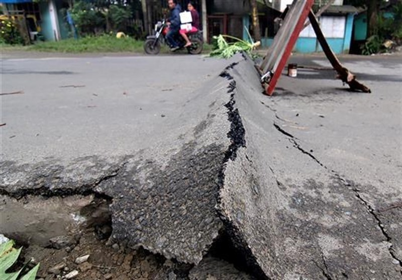 Magnitude 6.2 Quake Hits Philippine Island of Luzon