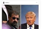محسن رضایی: تهدید های ترامپ برای فروش اسلحه است