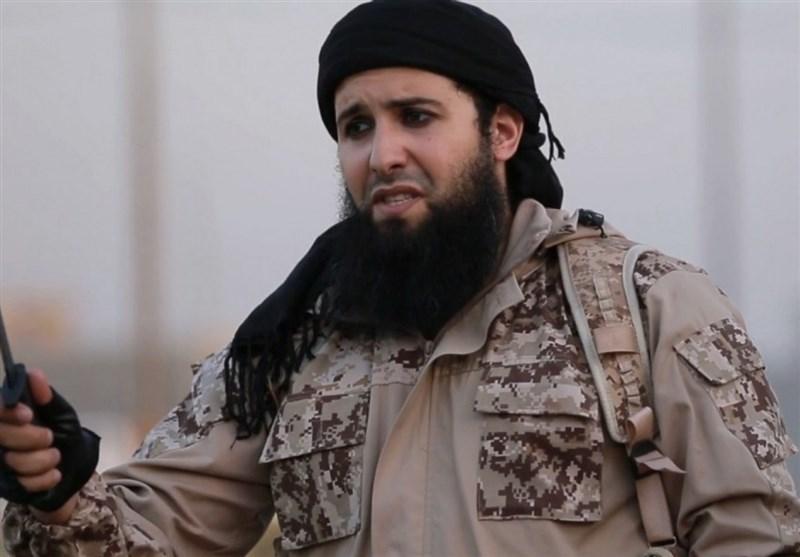 رشید قاسم، تروریست داعش