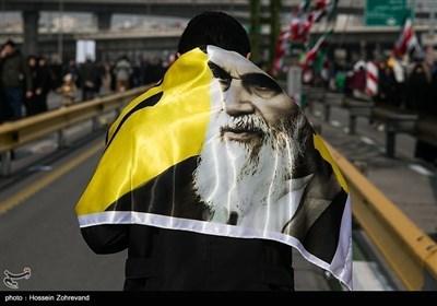 انقلاب اسلامی ایران کی 38ویں سالگرہ کی منتخب تصاویر