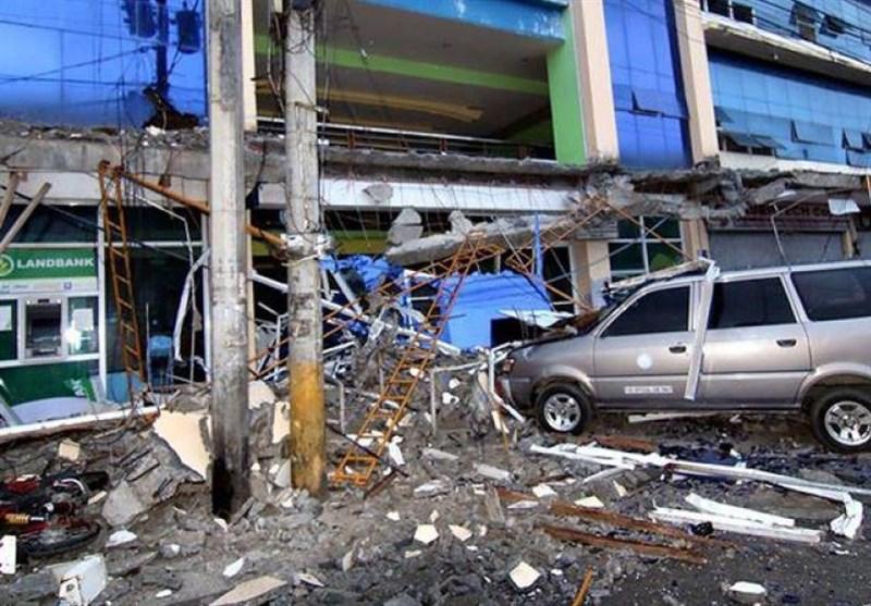 فلپائن میں شدید زلزلے سے 7 افراد ہلاک، 120 زخمی