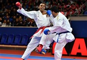 نماینده قم بر سکوی سوم مسابقات انتخابی تیم ملی کاراته کشور ایستاد