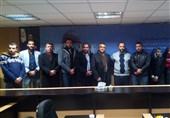 حضور جوانان انجمن دوستی ایران و فلسطین در تهران