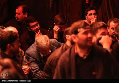 مردم مازندران با پیکر مطهر 7 شهید گمنام وداع میکنند