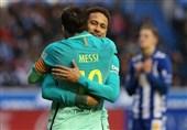 صدرنشینی بارسلونا با جشنواره گل مقابل آلاوس/ زهر چشم آبیواناریها از دیگر فینالیست جام حذفی