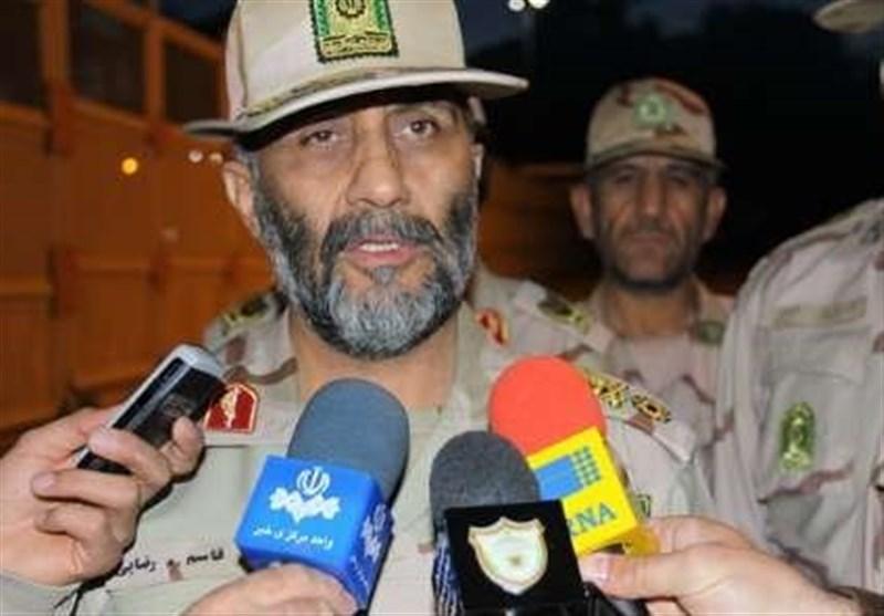 فرمانده مرزبانی ناجا: مراقبت از مرزهای مشترک در دستور کار مرزبانان ایران و پاکستان است