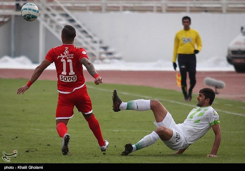 Tractor Sazi, Saipa Share Spoils in Iran Professional League