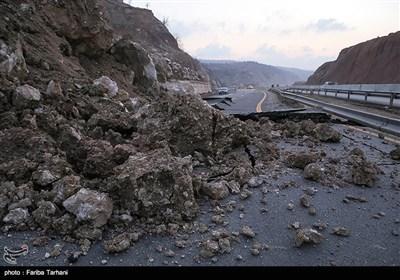 139511232248162349984243 رانش زمین و ریزش کوه در لرستان + تصاویر و جزئیات حادثه