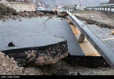 139511232248163129984243 رانش زمین و ریزش کوه در لرستان + تصاویر و جزئیات حادثه