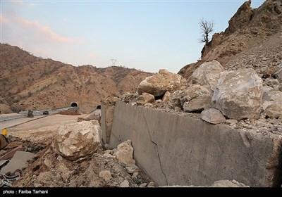 139511232248168129984243 رانش زمین و ریزش کوه در لرستان + تصاویر و جزئیات حادثه