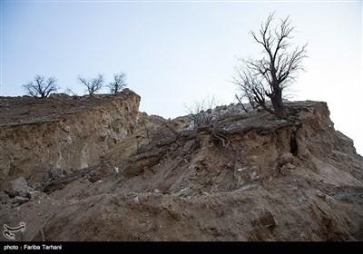 139511232248175939984243 رانش زمین و ریزش کوه در لرستان + تصاویر و جزئیات حادثه