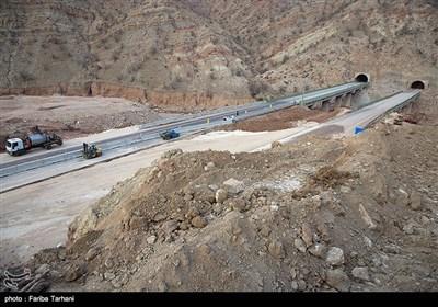 139511232248178599984243 رانش زمین و ریزش کوه در لرستان + تصاویر و جزئیات حادثه