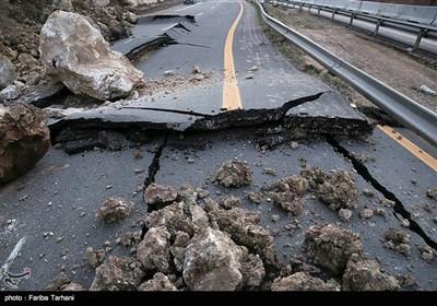 139511232248182509984243 رانش زمین و ریزش کوه در لرستان + تصاویر و جزئیات حادثه