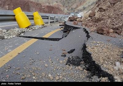 139511232248187819984243 رانش زمین و ریزش کوه در لرستان + تصاویر و جزئیات حادثه