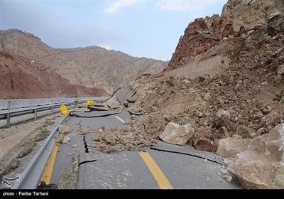 139511232248193289984243 رانش زمین و ریزش کوه در لرستان + تصاویر و جزئیات حادثه