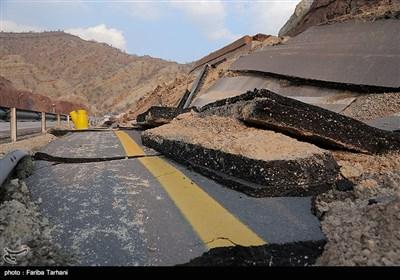 139511232248194069984243 رانش زمین و ریزش کوه در لرستان + تصاویر و جزئیات حادثه