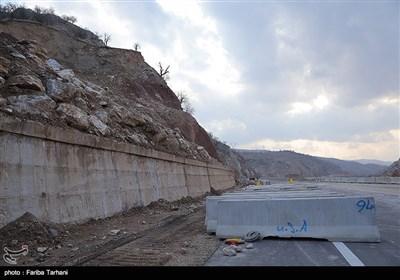 139511232248195009984243 رانش زمین و ریزش کوه در لرستان + تصاویر و جزئیات حادثه