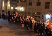 السلطة البحرینیة تقمع تظاهرات عمّت أکثر من منطقة