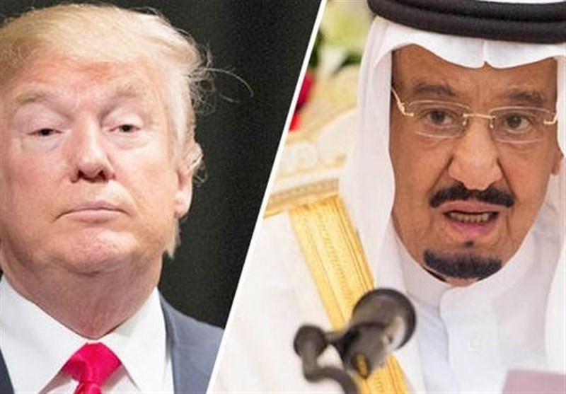 Trump Requested $4bln from Saudi King over Syria, Report Says