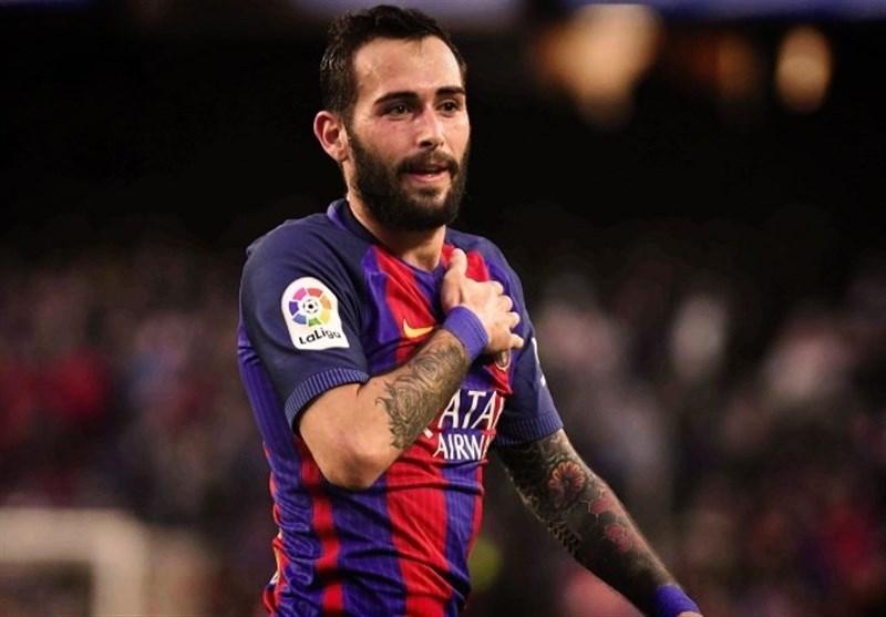 آیا مرگ الکس ویدال بازیکن بارسلونا حیقیت دارد؟