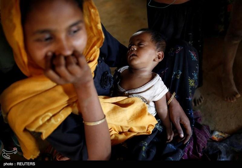 مسلمانان روهینگا