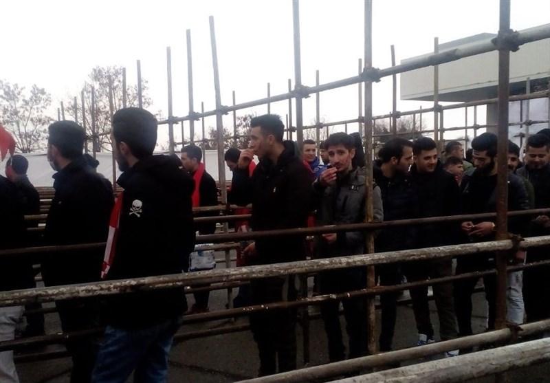 قیمت بلیت طبقه دوم ورزشگاه ازادی