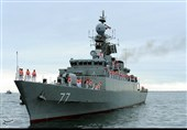 Iran's Naval Fleet Sets Sail for Russia's Dagestan