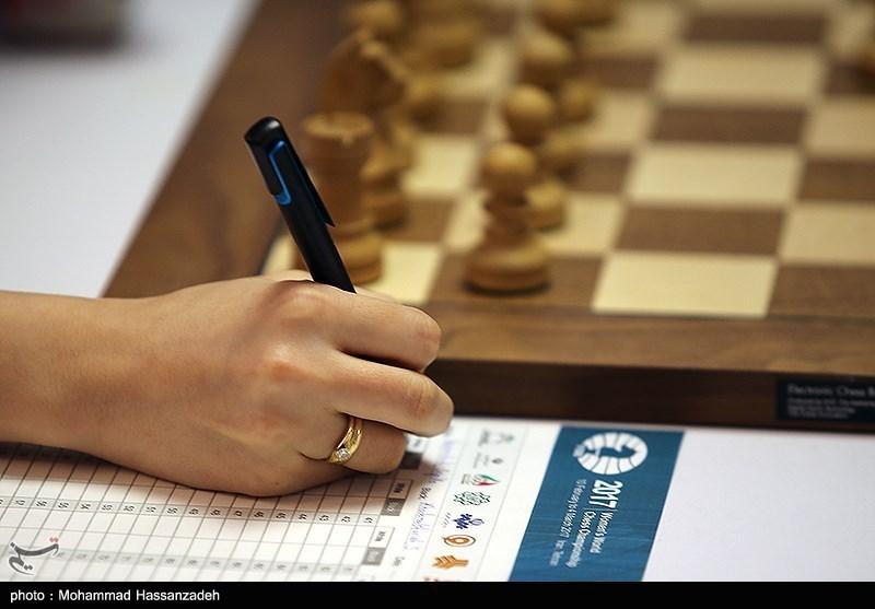 یک برد و 2 تساوی برای شطرنجبازان ایران در دور دوم
