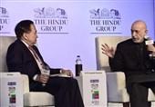 «حامد کرزی»: آمریکا به ابهامات درباره حضورش در افغانستان پاسخ دهد