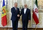 Moldovan President, Iranian FM Hold Talks in Tehran