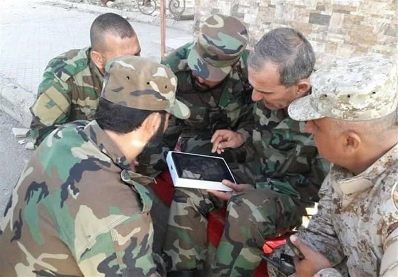 Suriye Ordusunun El-Bab'daki İlerleyişi
