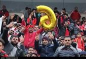 Fans Persepolis' 12th Man at Azadi: AFC