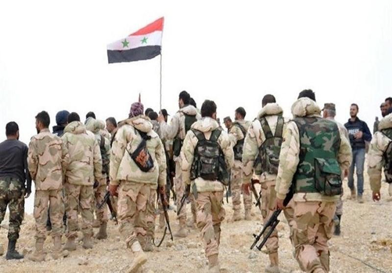 الجیش السوری یبدأ معرکة استعادة تدمر +خریطة