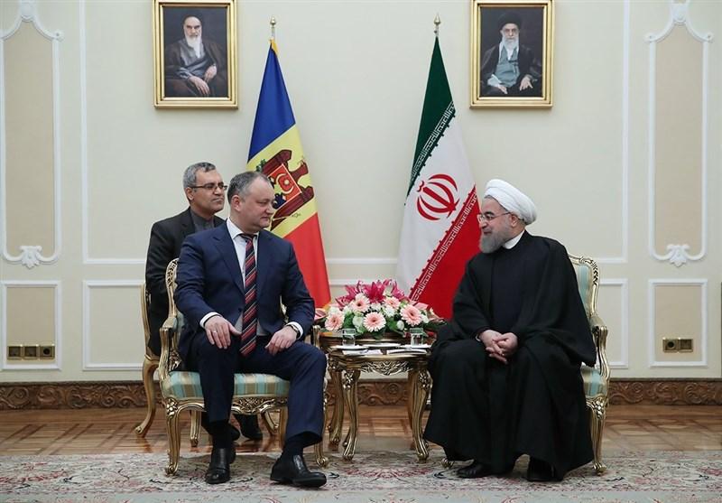 Iran Can Satisfy Moldova's Energy Demands: President