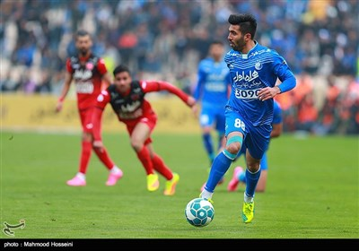Esteghlal Edges Past Persepolis 3-2 to Claim Tehran Derby