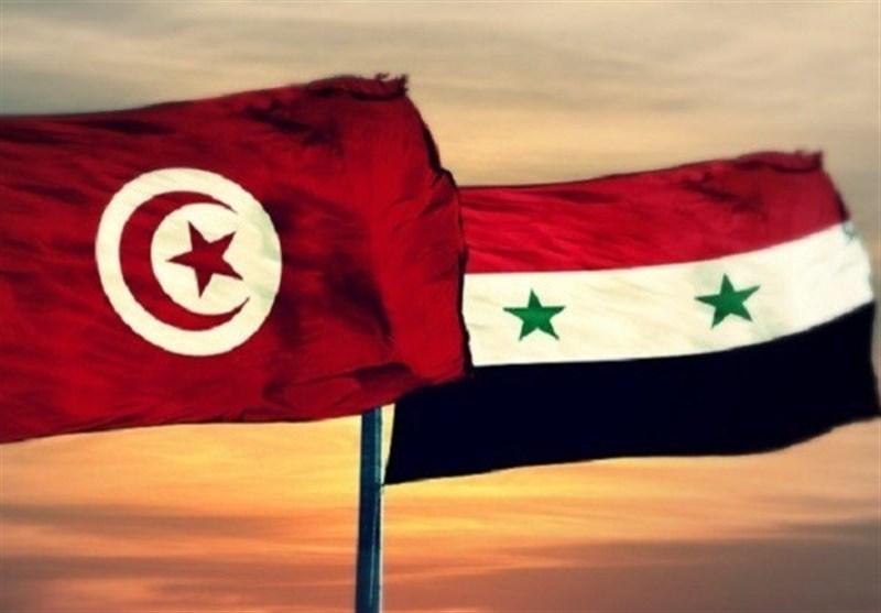 سوریا وتونس