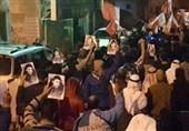 البحرین: آلاف الغاضبین یتظاهرون فی مسیرات تشییع 3 شهداء