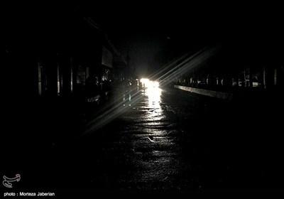 اهواز تاریک