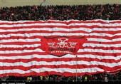 حاشیه بازی پرسپولیس - کاشیما آنتلرز| اعتراض شدید به ژاپنیها و تشویقهای بیامان تماشاگران