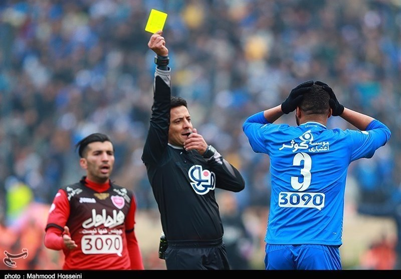 Alireza Faghani to Officiate Tehran Derby