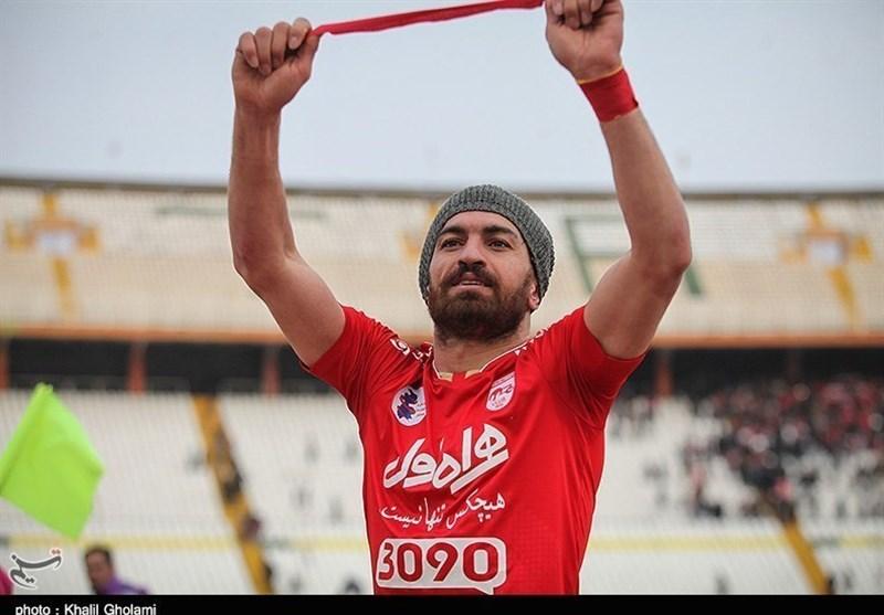 خالد شفیعی در راه استقلال