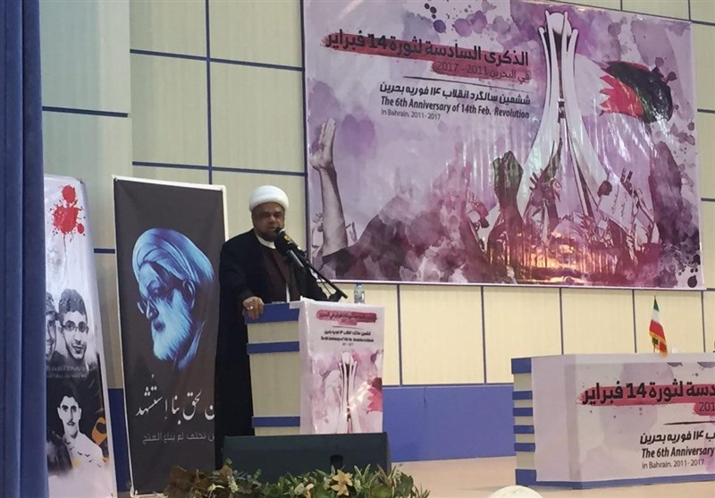Bahraini People's Resistance Only Protection for Sheikh Qassim: Representative