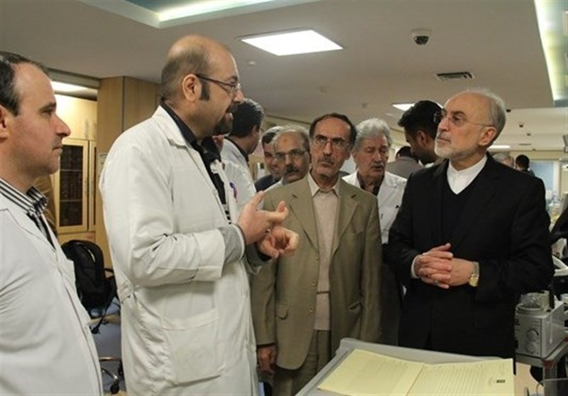 Iran Working on Middle East's Largest Nuclear Hospital