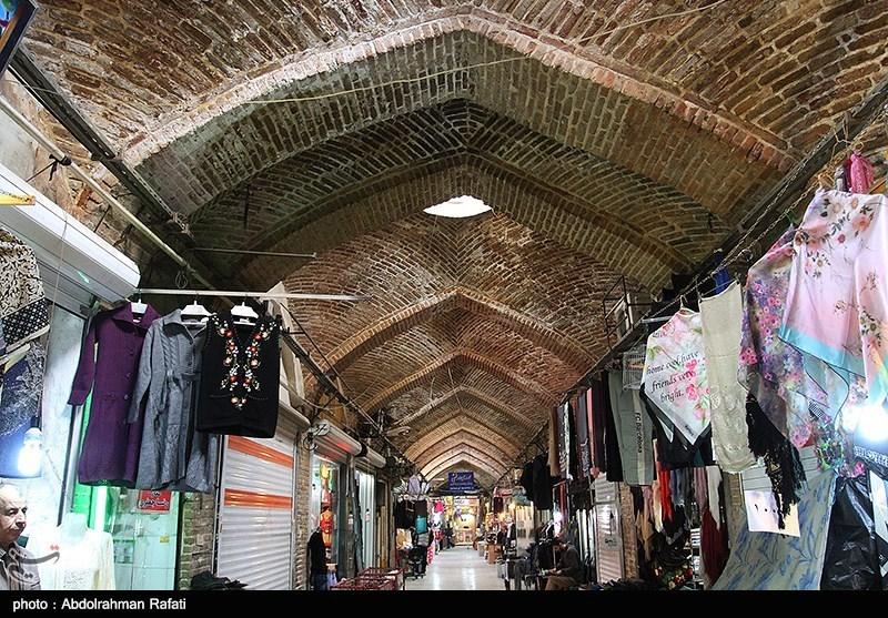 بازار تاریخی همدان در آستانه یک فاجعه