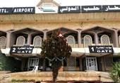 مطار حلب الدولی ومحطة القطار إلى الحیاة من جدید +فیدیو وصور