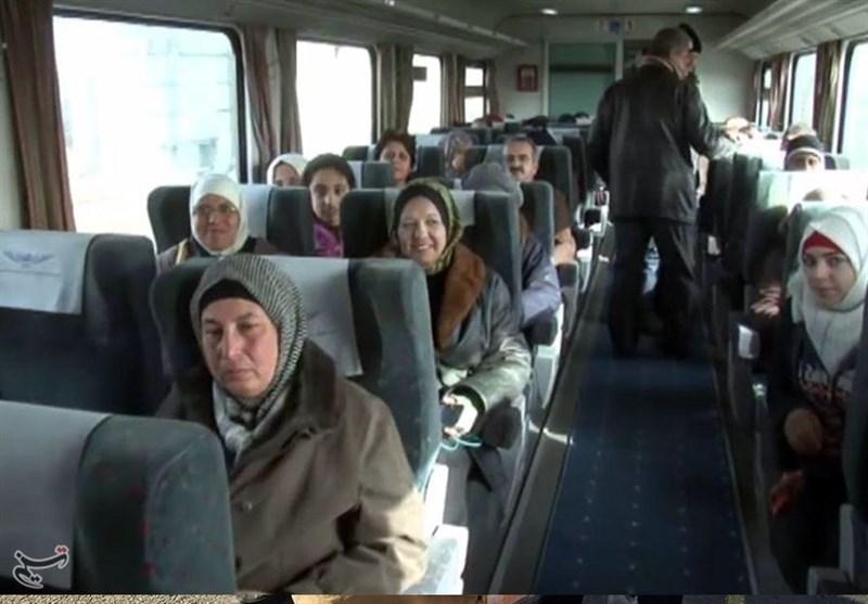 سوریه/ راه آهن/7