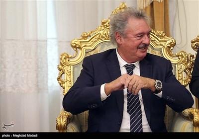 شمخانی یستقبل وزیر خارجیة لوکسمبورغ